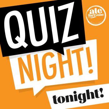 Tuesday Quiz Nights
